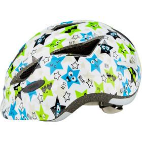 ABUS Anuky Helmet Barn white star